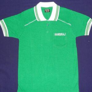 BMDAV GREEN T-SHIRT