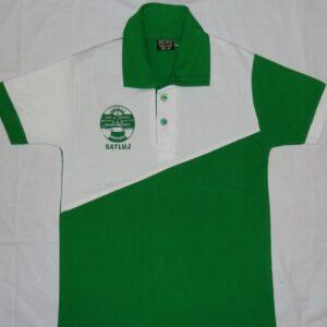 DAV GREEN T-SHIRT
