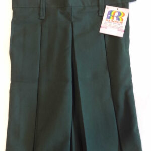 GREEN DIVIDED SKIRT