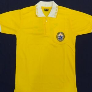 HOLY GANGES YELLOW T-SHIRT