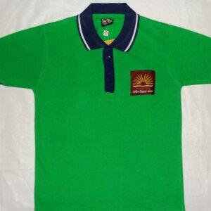 KVS GREEN T-SHIRT
