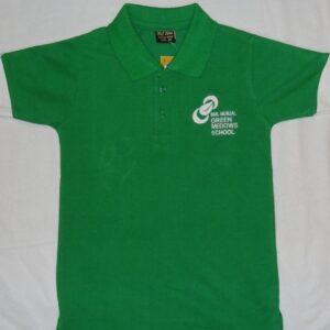BML MUNJAL GREEN T-SHIRT