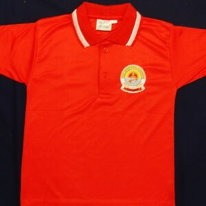 POLICE MODERN RED T-SHIRT