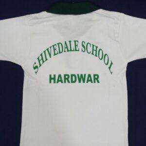 SHIVDALE GREEN T-SHIRT