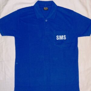ST MARY(ENG) BLUE T-SHIRT
