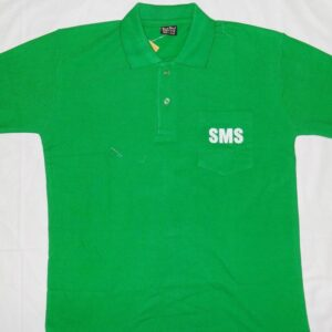 ST MARY(ENG) GREEN T-SHIRT