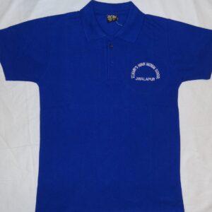 ST MARY(HIN) BLUE T-SHIRT