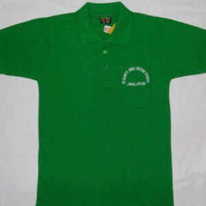 ST MARY(HIN) GREEN T-SHIRT