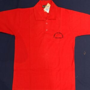 ST MARY(HIN) RED T-SHIRT