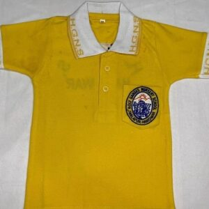 HOLY GANGES NURS YELLOW T-SHIRT