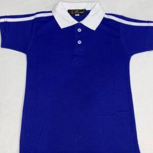 DAM'S KIDZEE BLUE T-SHIRT