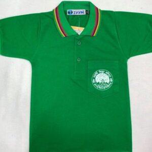 MAHARISHI GREEN T-SHIRT