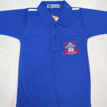 OXFORD BLUE T- SHIRT