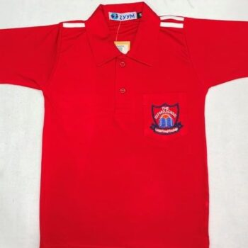 OXFORD RED T-SHIRT